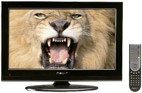 Nevir NVR-7502-19HD-N - Televisión LED, pantalla de 19 pulgadas, sintonizador DTD, Dolby digital plus, color negro (importado): Amazon.es: Electrónica