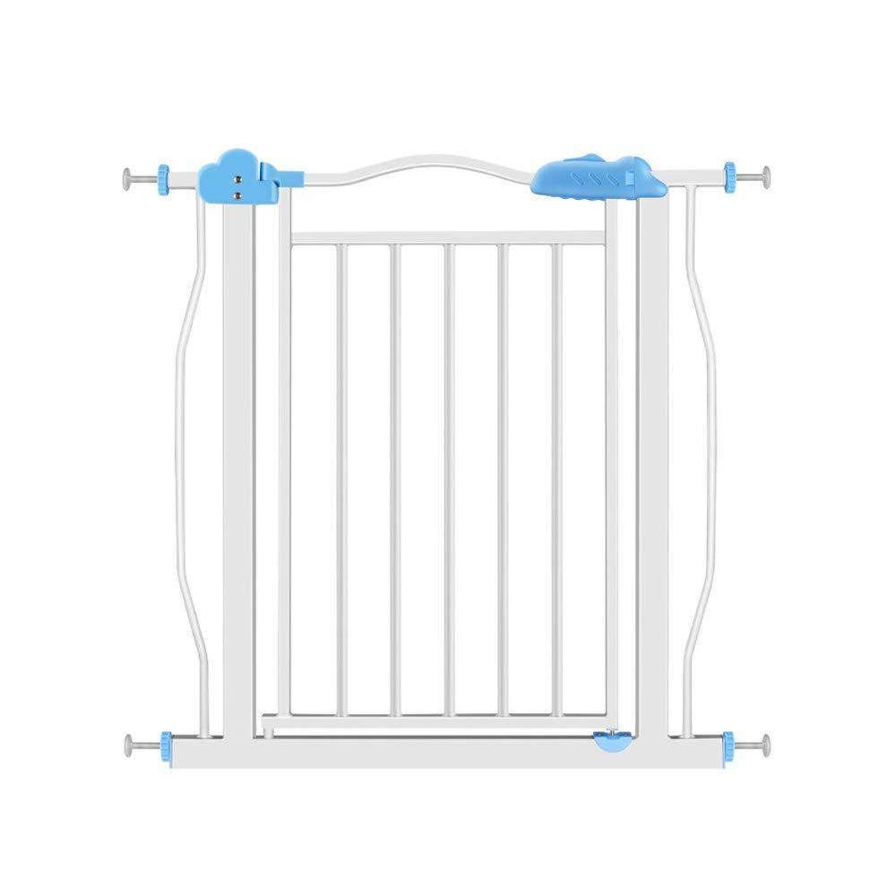 LHA ベッドガードフェンス 子供の保護柵赤ちゃん階段安全扉バーペット隔離ドアバー無料パンチ77-137センチ (サイズ さいず : 117-127cm) 117-127cm  B07MMBWCLG