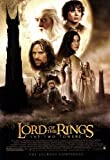 Lord of the Rings: The Two Towers Poster Movie 11x17 Elijah Wood Ian McKellen Liv Tyler MasterPoster Print, 11x17