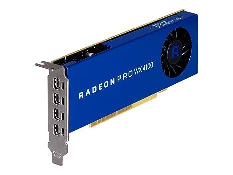 AMD Radeon Pro WX 4100 4GB GDDR5 - Tarjeta gráfica (4 GB ...