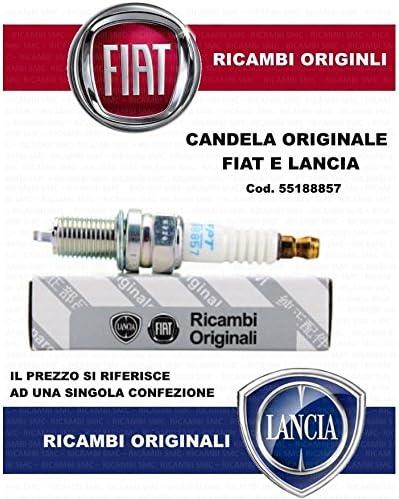 /55188857 Originale Fiat Panda 1,1/1,2/1,4/candele Set 4/pezzi/