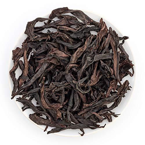 Oriarm 250g / 8.82oz Da Hong Pao Roasted Oolong Tea Loose Leaf - Fujian Wuyi Rock Tea Dahongpao Big Red Robe - Chinese Wulong High Mountain Tea - Detox Relaxing Naturally Grown