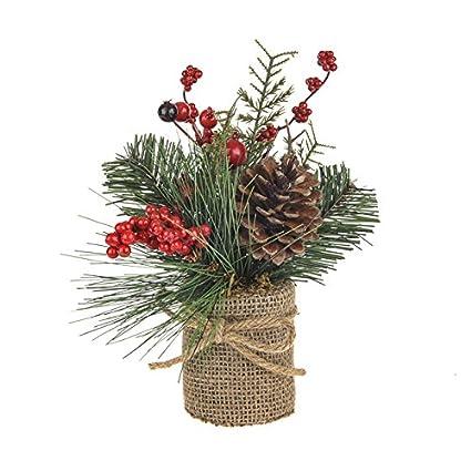 De Navidad Artificial Para Crear Un Ambiente Festivo En