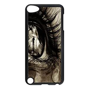 {Girl's Tears Series} Ipod Touch 5 Case Tears in His Eyes, Case Doah - Black