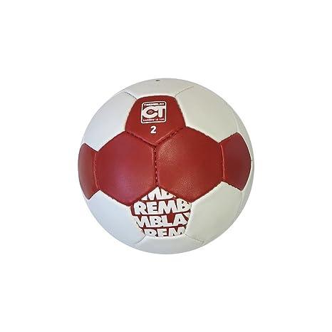 Balón de balonmano escolar talla 2: Amazon.es: Deportes y aire libre