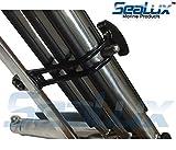 SeaLux Marine Boat Telescoping ladder Urethane