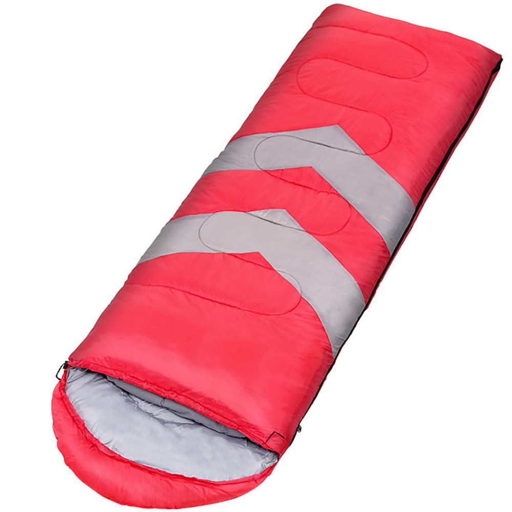 FGKING Umschlag Camping Schlafsack, Outdoor-Schlafsack Leichtbau, komfortabel, wasserdicht, für Wandern, Camping und Outdoor-Abenteuer (Erwachsene und Kinder) B07P2VR1MR Schlafscke Bekannt für seine schöne Qualität