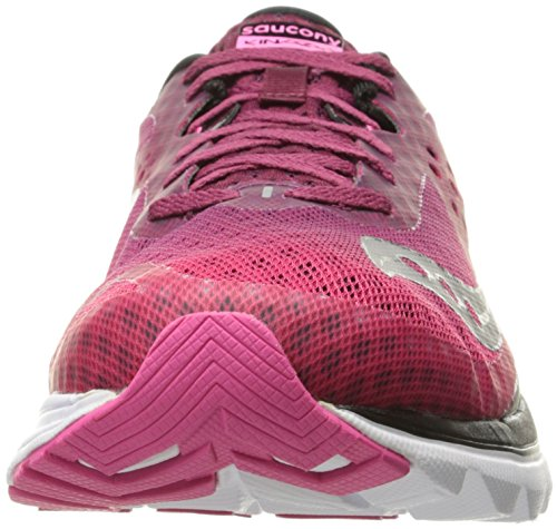 Femme Compétition 8 Saucony Running de Rose Kinvara Chaussures Framboise xwgXYf4qT