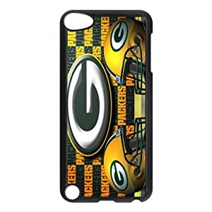 Custom Green Bay Packers Back Cover Case for ipod Touch 5 JNIPOD5-421