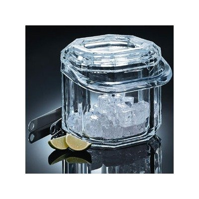 Grainware Crystalon 3 Quart Ice Bucket by William Bounds
