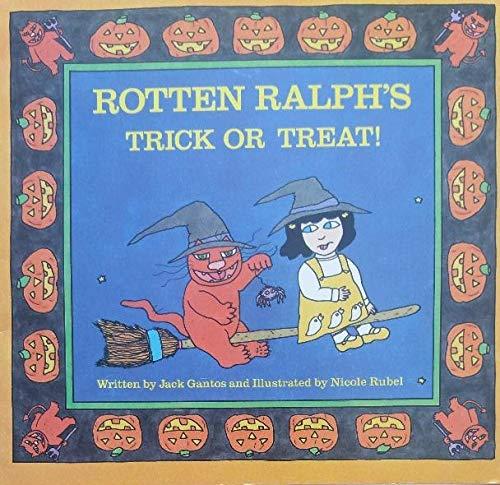 Rotten Ralph's trick or treat! ()
