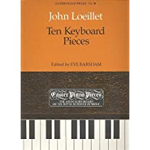 Ten Keyboard Pieces