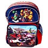 Super Mario Bros. Amazing Race Small Backpack