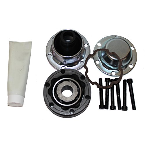 Front Prop Shaft Rear Position CV Joint Kit for AWD Only - 2007-2009 Pontiac Torrent AWD - [2010-2011 GMC Terrain AWD] - 2007-2011 Chevy Equinox AWD - [07-11 Dodge Nitro 4x4] - 08-12 Liberty 4x4 -