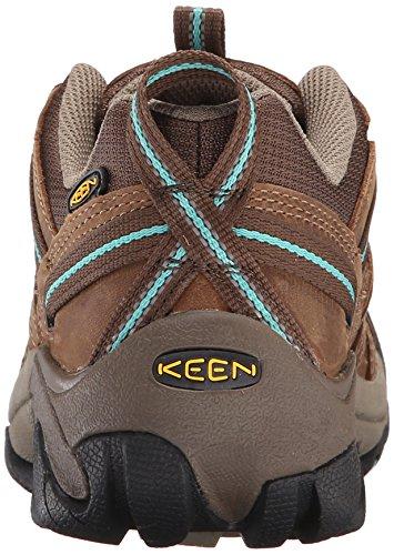 Voyageur Earth Dark Keen Shoes Lagoon Women's Running TPpPnWqax1