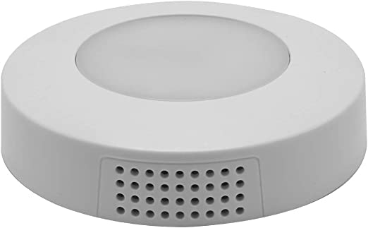 Nrpfell Limpiador de Aire Interior con Filtro 3 en 1,Eliminador de Alergias de Olor para