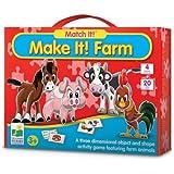 The Learning Journey Match It! Make It! Farm