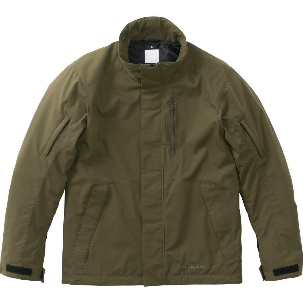 ゴールドウイン(GOLDWIN) オールシーズンジャケット マルチユースジャケット オリーブ Lサイズ GSM22853 B07GDR2FT9