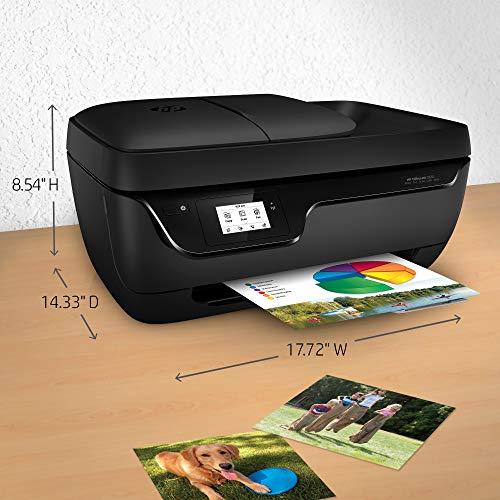 מסודר HP K7V40A#B1H OfficeJet 3830 All-in-One Wireless Printer with TY-14