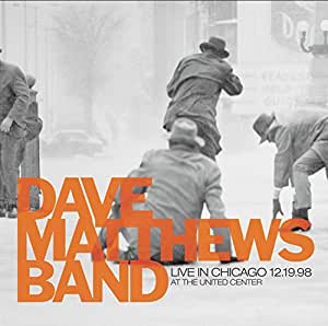 Dave Matthews Live In Chicago