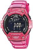 Casio Women's WS220C-4BV Casio Tough Solar Powered Sport Watch