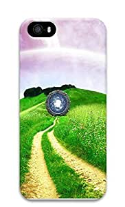 iPhone 5 5S Case Fresh vision 3D Custom iPhone 5 5S Case Cover