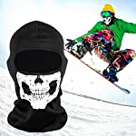 Balaclava Face Mask Windproof Ski Mask Cold Weather Face Mask Motorcycle Neck Warmer or Tactical Balaclava Hood Ultimate Thermal Retention in Outdoors Comfortable Hypoallergenic Moisture Wicking