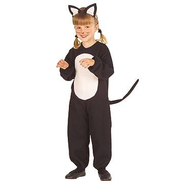 Net Toys Katzen Kostüm Katzenkostüm Kinder 104 Cm 2 3 Jahre Katze