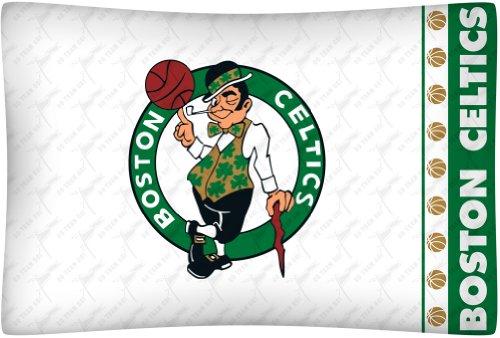 NBA Boston Celtics Micro Fiber Pillow Case Logo