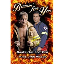 Burnin' for You by Jamie Lynn Miller (2014-04-11)