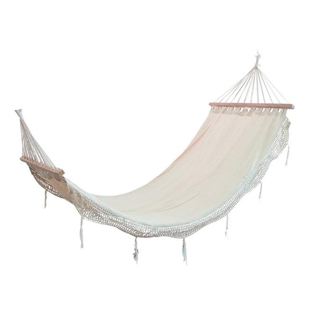 UICICI Multifunktions-Outdoor-Freizeitspitze Camping Sling Bett (Größe : 200cm)