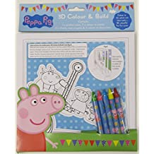 Anker Peppa Pig 3D Colour and Build Set
