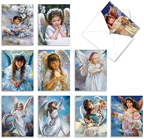 10 All Occasion 'Angelicards' Thank You...