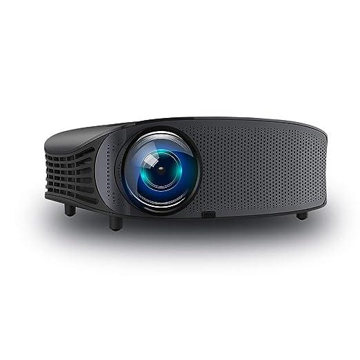 Pantalla proyectores proyector de Cine en casa Video Launcher ...