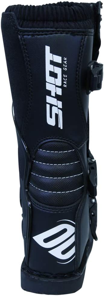Shot K10 2.0 Motif Motocross Stiefel Schwarz 31