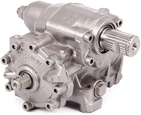 Power Steering Gear Box Gearbox For Mercedes C280 C43 CLK320 CLK430 CLK55 SLK230 BuyAutoParts 82-00139R Remanufactured