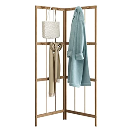 Amazon.com: XJRHB Corner Coat Rack Floor Type Wall Hanger ...