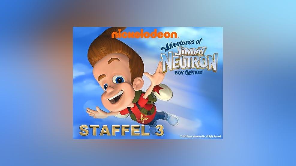 Jimmy Neutron - Staffel 3