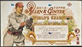 MLB 2014 Allen and Ginter Baseball Hobby Box Trading Cards