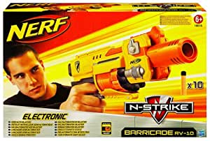 Nerf 18616 - N-Strike Barricade Rv-10 (Hasbro)