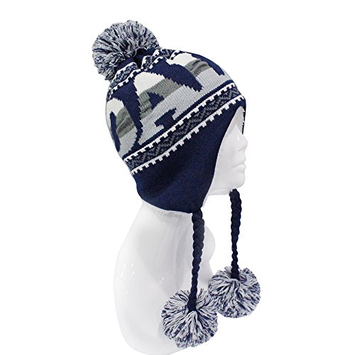 87bec043b Dallas Cowboys Pom Hat