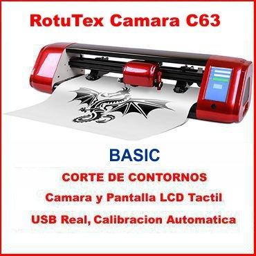 PLOTTER DE CORTE ROTUTEX C63 ARMS LAPOS AUTOMATICO: Amazon.es ...