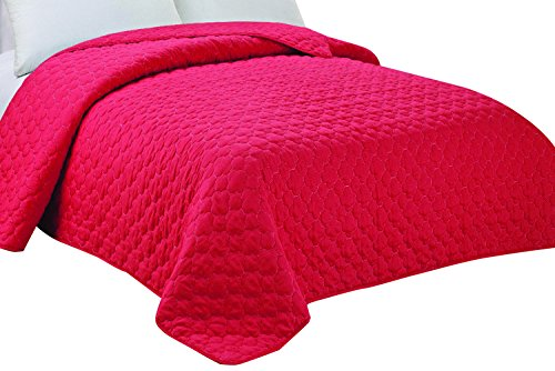 RT Designers Collection Quentin Quilted Reverisible Bedsp...
