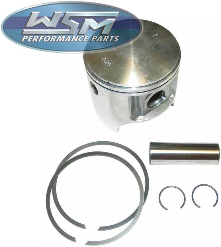 Bore Size: 81.25 mm 1997 Polaris SL 700 DLX Top End Engine Piston Kit