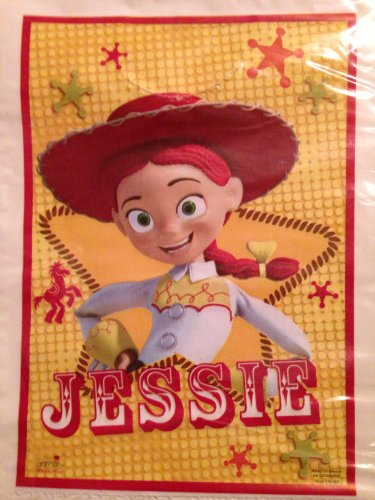 Toy Story Jessie Birthday Party Treat Candy Loot Bags 25 Piece Set (Jessie Toy Story Party)