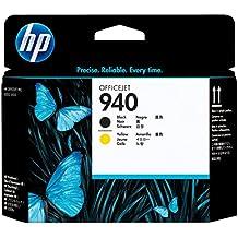 HP 940 Black/Yellow Printhead (C4900A)