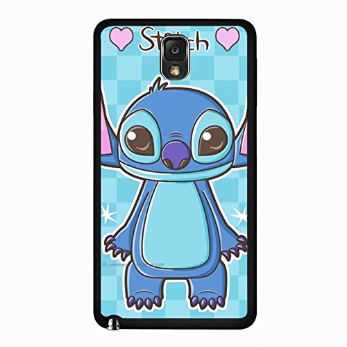 Samsung Galaxy Note 3 N9005 Cover Shell Fantastic Stitch Disney Fantasy Movie Lilo & Stitch Phone Case Cover Anime Classical