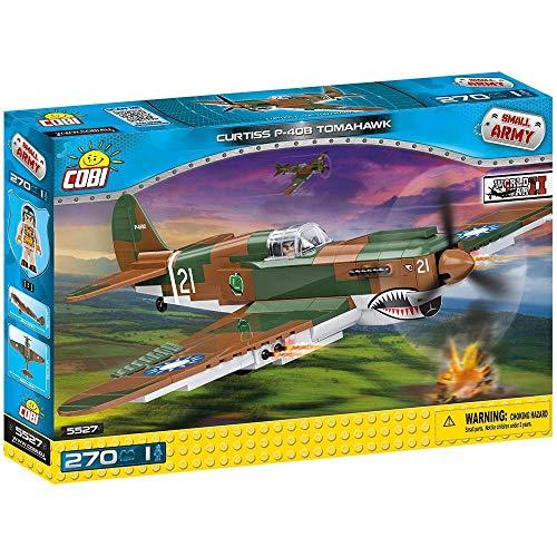 - COBI Curtiss P-40B Tomahawk Building Kit