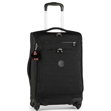48dd6fa8801 Amazon.com: Kipling Youri Spin 55 Small Luggage Dazz Black: Clothing
