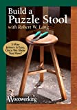 Build a Puzzle Stool